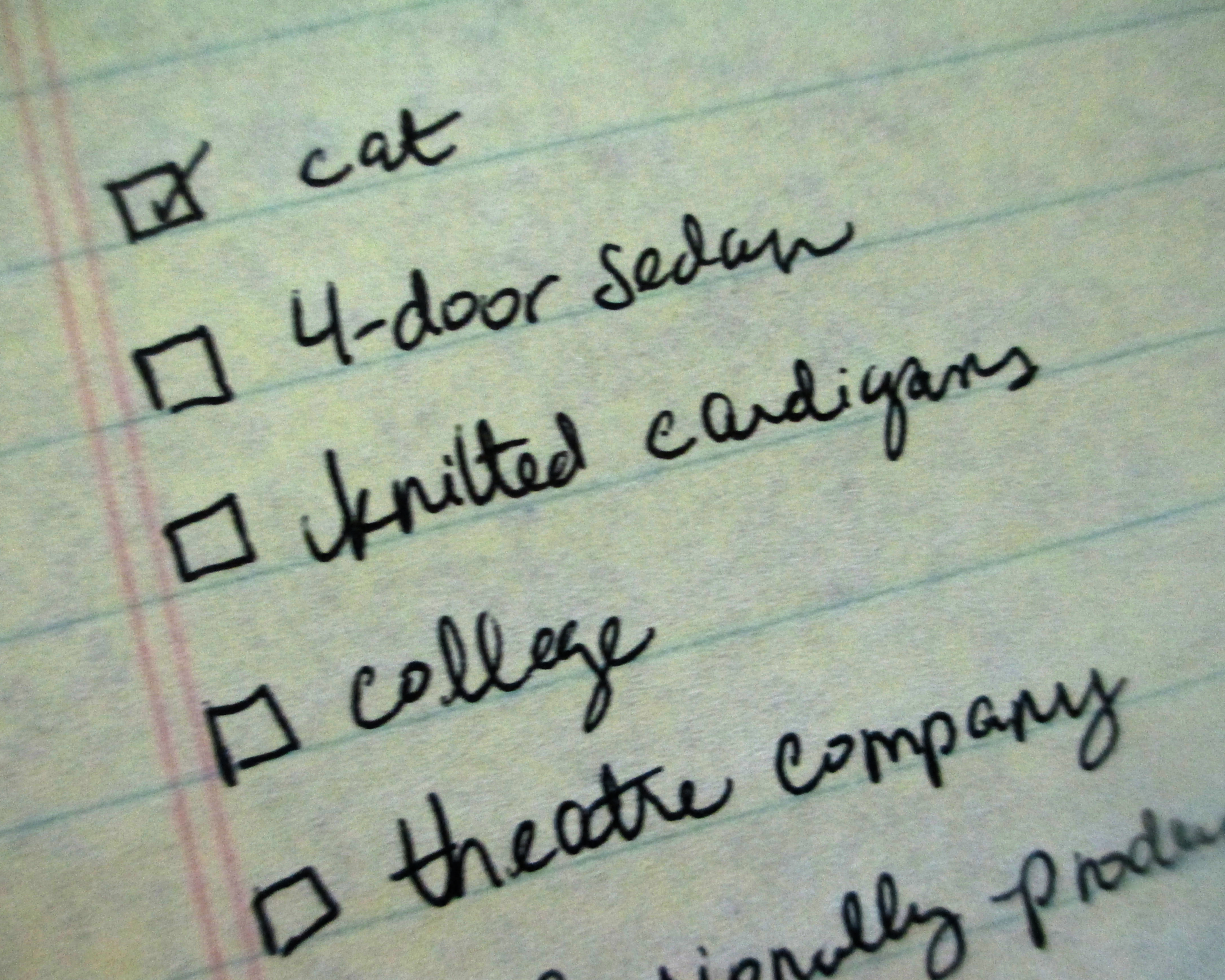 perfect-life-checklist
